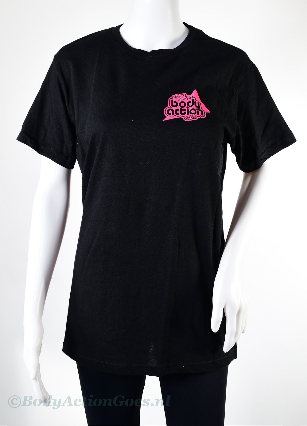BODY ACTION GOES T-SHIRT