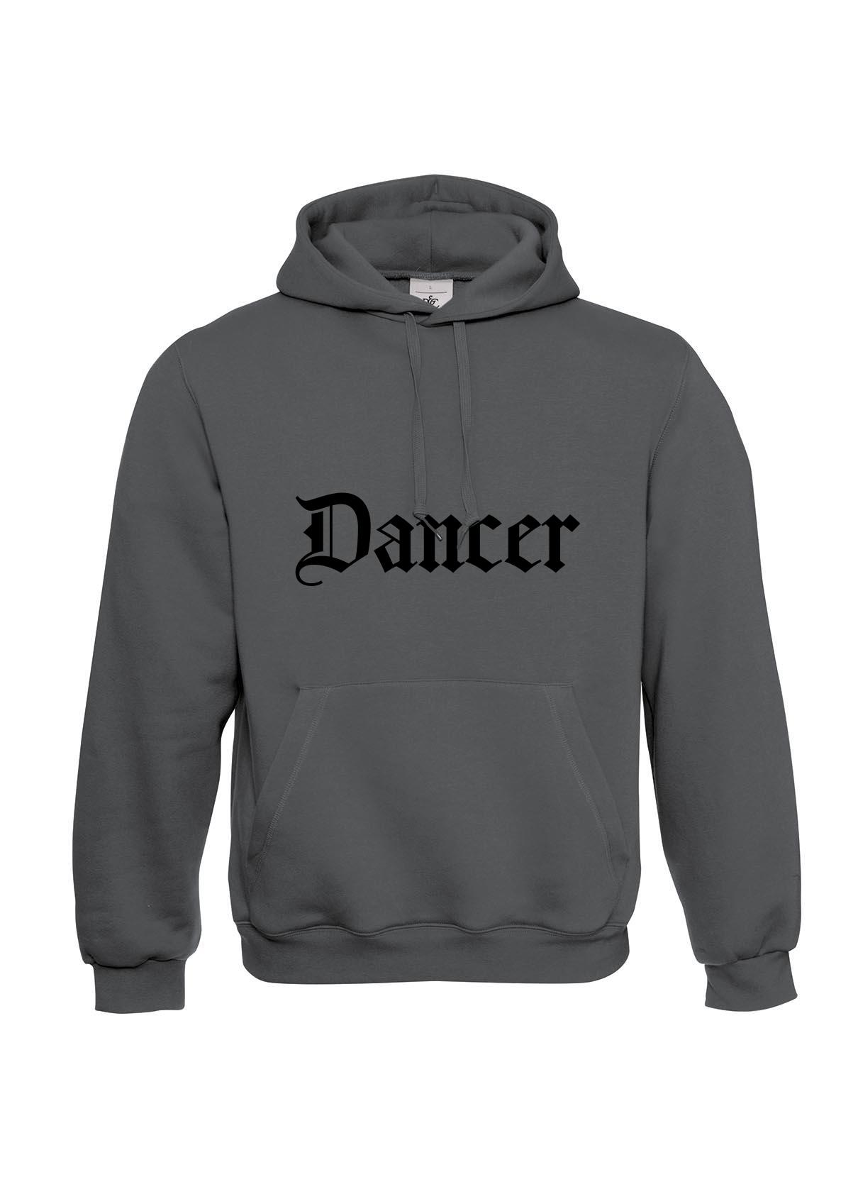 DANCER HOODIE - GREY