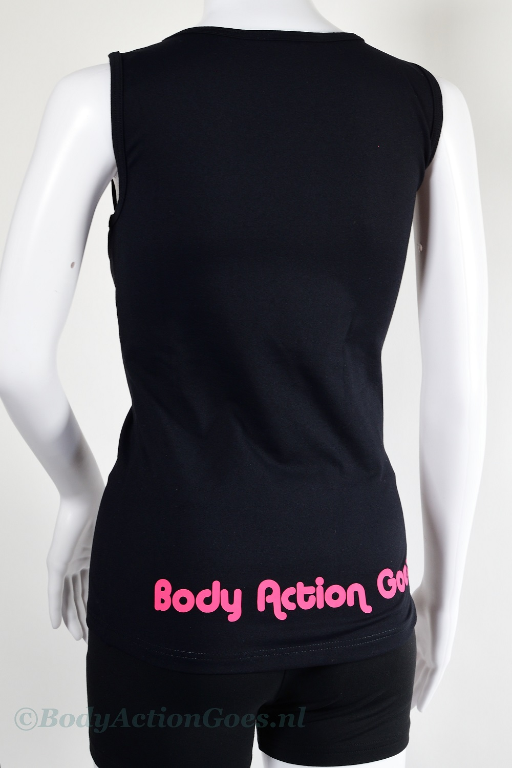 BASIS TOP BODY ACTION GOES